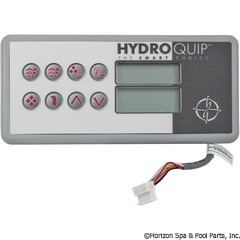 58-355-4050 - HT-2 Series Spaside Control 8-Button W/10` Cord - 34-0190 - 58-355-4050