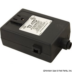58-439-2400 - TF1-TD 120v Switch w/Receptacle - 910820-001 - 58-439-2400