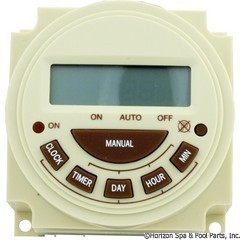 59-155-1382 - Timer, Electric, 7 Day, SPST 20A 240V - PB374E - UPC - 078275070271 - 59-155-1382