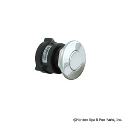 59-319-1201 - TDI 3242 Flush Mount Button, Chrome - MPT-57570-3242 - 59-319-1201
