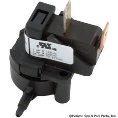 59-319-1810 - TBS-406 Air Sw., 25A SPNO LC, 90Deg Term - TBS-406 - 59-319-1810