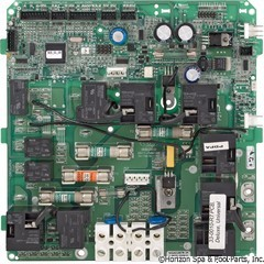 59-355-1101 - HQ PCB Deluxe Series 120v (Rev 8, After 5/03) - 33-0010-R8 - 59-355-1101