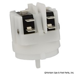 59-369-1305 - Air Switch-Alt, DPDT, Center Spout - ACA-211A - 59-369-1305