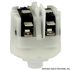 59-369-1345 - Air Switch-Alt, DPDT, Thd Ctr Spt ATA211A - ATA-211A - 59-369-1345
