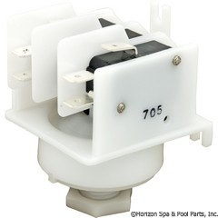 59-369-1387 - 3-F Switch, Thd Black Cam, 2 Microswitches - MTK-211A - 59-369-1387