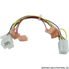 59-454-1205 - Harness:DC 9-pin to 6-pin - 5-60-0002 - 59-454-1205