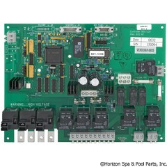59-455-2000 - PCB, Sundance, 880 Series, Universal (w/Circ. Pump Only) SUB WITH PART 59-455-2002 - Replaced By Part _6600-056 - 6600-092 - 59-455-2000