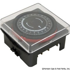 59-581-1021 - Diehl 24Hr Timer SPST 240V 20A W/Housing - TA-4164 - 59-581-1021
