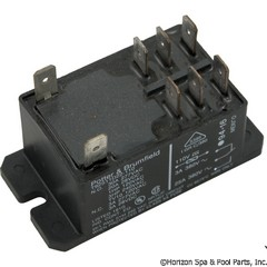 60-241-1155 - W-92 Relay DPDT 110VDC Coil SUB WITH PART 60-582-1300 - Replaced By Part 60-582-1300 - T92S11D22-110 - 60-241-1155
