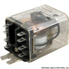 60-285-1002 - Dustcover Relay 6VDC 15A DPDT - 51B968 - 60-285-1002