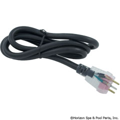 60-355-1032 - Cord,P2,1Spd,Molded/Lit,48 Inch (Pink) - 30-0240-48 - 60-355-1032