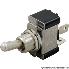 60-555-1500 - Toggle Switch, SPST, 120v - 01-79652 - 60-555-1500