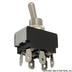 60-555-1515 - Toggle Switch, DPDT, 240v - 730045 - 60-555-1515