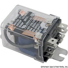 60-580-1349 - Dustcover Relay DPDT 30A 120Vac Coil - 20844-84 - 60-580-1349