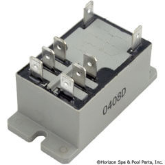 60-582-1300 - W-92 Relay DPDT 110VDC Coil - W92S11D22-110 - 60-582-1300
