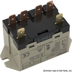 60-584-1005 - Omron Relay, DPST, 120vac Coil, 25A - 52F3950 - 60-584-1005