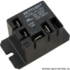 60-590-1051 - Power Relay (Z2280-1A-120A)Mini 30A SPST 120VAC - AZ2280-1A-120A - 60-590-1051