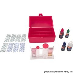82-127-1310 - Blue Devil 4-Way DPD Test Kit - B7443 - UPC - 054629174437 - 82-127-1310