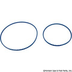 87-100-1607 - Belt Kit, Small and Large (380/360) - 9-100-1017 - UPC - 738919000377 - 87-100-1607