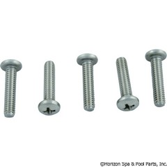 87-100-1618 - Screw, 8-32 x 3/4 Inch SS Pan Head (380/360/340) - 9-100-5115 - UPC - 738919000506 - 87-100-1618