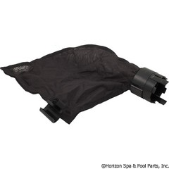 87-100-1631 - All-Purpose Bag, Black (380/360) - 9-100-1016 - UPC - 738919001343 - 87-100-1631