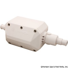 87-104-1118 - Back Up Valve-White - E10 - UPC - 807318018228 - 87-104-1118