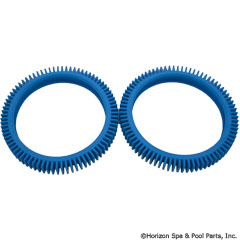 87-105-1010 - Back Tire Replacement,Blue (2 in a kit) - 896584000-082 - UPC - 896584000082 - 87-105-1010