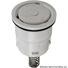 87-106-1096 - Style II Cleaning Head Internal Only- Low Flow (White) - 821842 - 87-106-1096