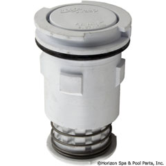 87-106-1156 - Gamma III Cleaning Head Internal Only- High Flow (White) - 553422 - 87-106-1156