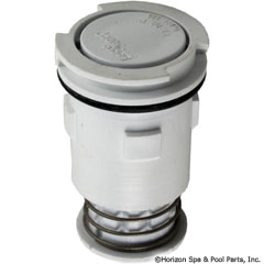 87-106-1168 - Gamma III Cleaning Head Internal Only- Low Flow (White) - 554644 - 87-106-1168