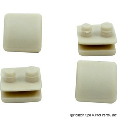 87-150-1140 - Slotted Santoprene Shoes (4 Pack) - AXV014SP - UPC - 610377212212 - 87-150-1140