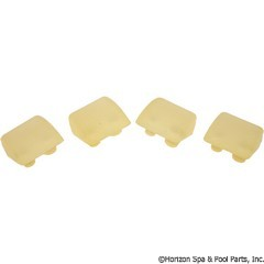 87-150-1208 - Pod Shoes, Concrete, 4 Pack - AXV014P - UPC - 610377212205 - 87-150-1208