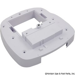 87-150-1248 - Lower Middle Body, One Insert, White - AXV050CWH - UPC - 610377212342 - 87-150-1248