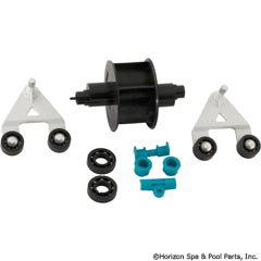87-300-1070 - A-Frame/Turbine Replacement Kit, Concrete or Vinyl - HWN119 - UPC - 883612045306 - 87-300-1070