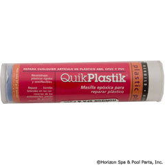 88-265-1010 - QuikPlastic Plastic Repair Epoxy Putty,2 oz. stick - 475570-24 - UPC - 038227755700 - 88-265-1010