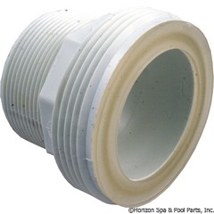 89-238-1055 - 2 Inch mpt Tailpiece w/O-ring For Sol/Split Nut - 417-5140 - UPC - 806105085757 - 89-238-1055