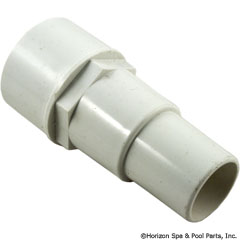 89-252-1050 - Hose Adapter Slip X Barb 1-1/2 Inch -White - WC122316 - 89-252-1050