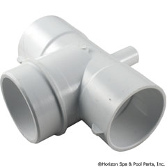 89-270-1027 - Vacuum Break Fitting, 2 Inch Suction Tee - 413-2330v - 89-270-1027