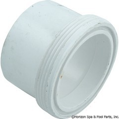 89-371-1092 - Heater Tailpiece 3 Inch Tube/2-1/2 Inch Skt PVC - 86-02371 - 89-371-1092