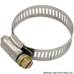 89-423-1005 - Stainless Clamp, 3/4 Inch to 1-3/4 Inch - H03-0004 - UPC - 078575572000 - 89-423-1005