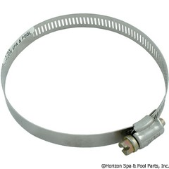 89-423-1010 - Stainless Clamp, 2-1/8 Inch to 4 Inch - H03-0009 - 89-423-1010