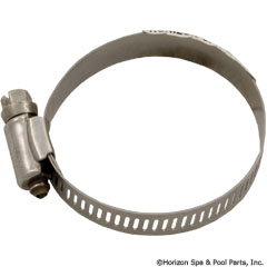 89-423-1014 - Stainless Clamp, 1-5/16 to 2-1/4 Inch - H03-0007 - 89-423-1014