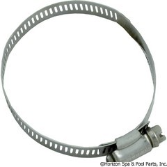 89-423-1020 - Stainless Clamp, 2-1/16 Inch to 3 Inch - H03-0008 - 89-423-1020