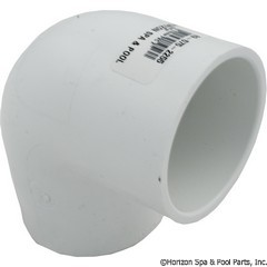 89-575-2255 - 90 Elbow PVC 2 Inch SxFpt - 407-020 - 89-575-2255