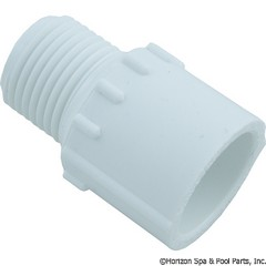 89-575-2380 - MIP Adapter PVC, 1/2 Inch SxMpt - 436-005 - UPC - 490816316660 - 89-575-2380