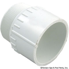 89-575-2385 - MIP Adapter PVC 2 Inch - 436-020 - UPC - 025528131968 - 89-575-2385