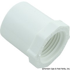89-575-2460 - Reducer PVC 3/4 Inch x1/2 Inch SPGxFPT - 438-101 - 89-575-2460