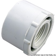 89-575-2467 - Reducer PVC 1.5 Inch x3/4 Inch SPGxFPT - 438-210 - 89-575-2467