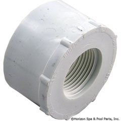 89-575-2472 - Reducer PVC 2 Inch x1 Inch SPGxFPT - 438-249 - 89-575-2472