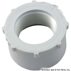 89-575-2473 - Reducer PVC 2 Inch x1.25 Inch SpgxFPT - 438-250 - 89-575-2473